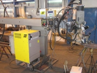 Welding automatic machine